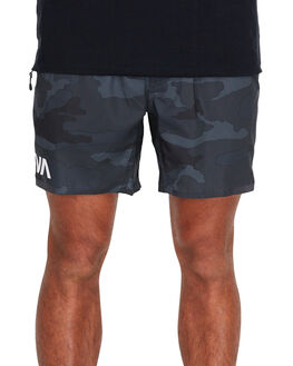 CAMO MENS CLOTHING RVCA SHORTS - RV-R381326-CMO