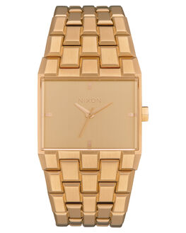 ALL GOLD MENS ACCESSORIES NIXON WATCHES - A1262-502