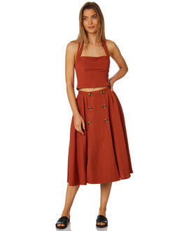 PAPRIKA WOMENS CLOTHING TIGERLILY SKIRTS - T395285PAP