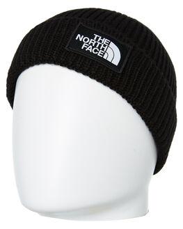 TNF BLACK MENS ACCESSORIES THE NORTH FACE HEADWEAR - NF0A3FJXJK3S
