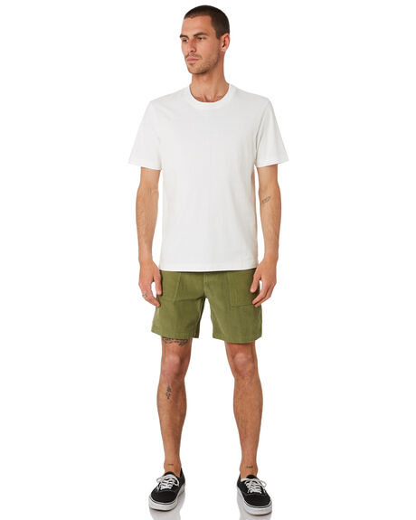 CHALK MENS CLOTHING MCTAVISH TEES - MS-19T-10CHALK