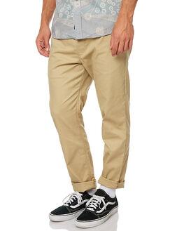 DRY FERN MENS CLOTHING DEPACTUS PANTS - AM030006DFRN