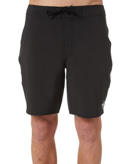 BLACK MENS CLOTHING RVCA BOARDSHORTS - R171412BLK