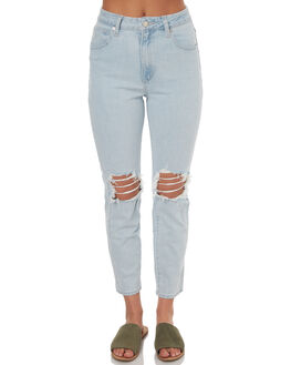 PANAMA WOMENS CLOTHING A.BRAND JEANS - 710103243