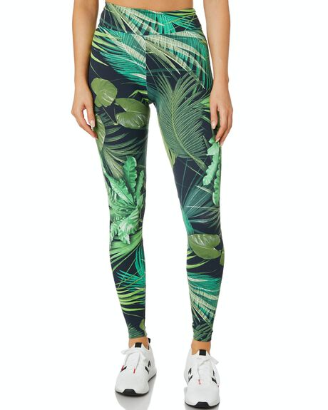 INTO THE NIGHT WOMENS CLOTHING LIQUIDO ACTIVE ACTIVEWEAR - 202012731