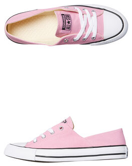 ORCHID WOMENS FOOTWEAR CONVERSE SNEAKERS - 559836ORCH