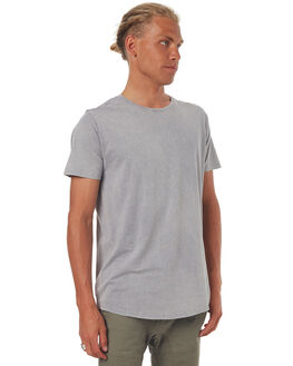 DRIZZLE MENS CLOTHING SILENT THEORY TEES - 4085000GRY