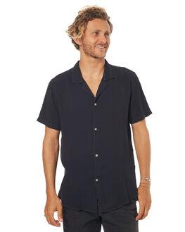 BLACK MENS CLOTHING INSIGHT SHIRTS - 5000000363BLK