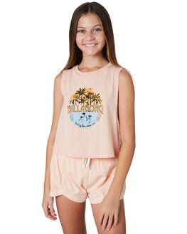 PEARL BLUSH KIDS GIRLS BILLABONG TOPS - 5582183PBS