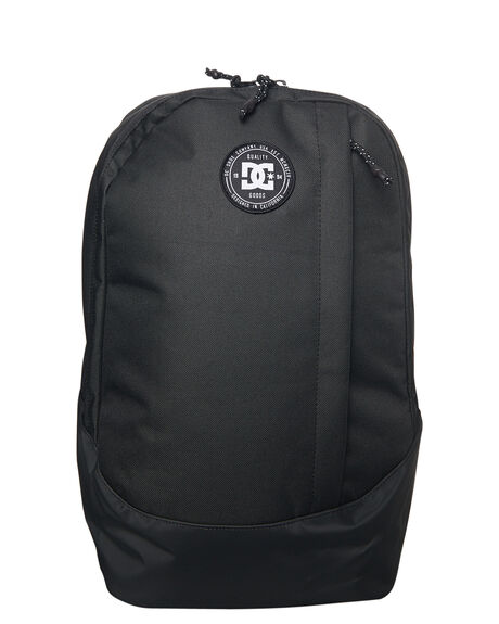 BLACK MENS ACCESSORIES DC SHOES BAGS - EDYBP03132BLK