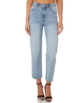 THE GROOVE WOMENS CLOTHING A.BRAND JEANS - 71321-4179