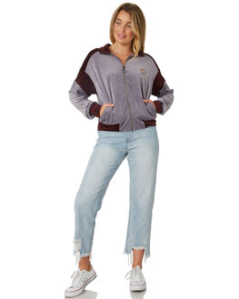 BLUESTONE WOMENS CLOTHING RIP CURL JACKETS - GFEIA13136