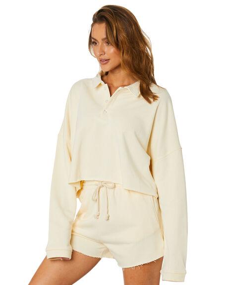 CREAM WOMENS CLOTHING SNDYS SHORTS - SET127CRM