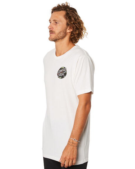 OFF WHITE MENS CLOTHING SANTA CRUZ TEES - SC-MTB0607OFFWT