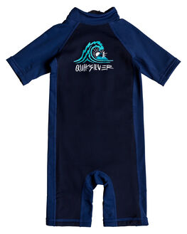 MEDIEVAL BLUE BOARDSPORTS SURF QUIKSILVER TODDLER BOYS - EQKWR03038BTE0