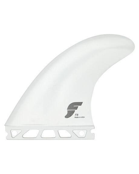 WHITE BOARDSPORTS SURF FUTURE FINS FINS - F08-011302