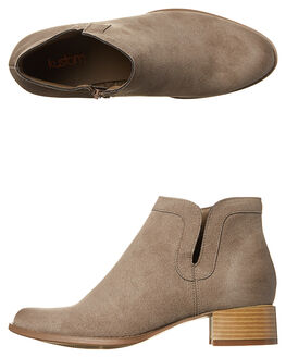 TAUPE WOMENS FOOTWEAR KUSTOM BOOTS - 4678102BTAP