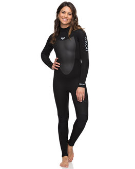 BLACK SURF WETSUITS ROXY STEAMERS - ERJW103040KVJ0