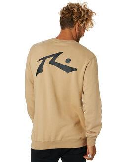 CORNSTALK MENS CLOTHING RUSTY JUMPERS - FTM0746CNL