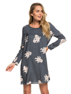TURBULENCE ROSE WOMENS CLOTHING ROXY DRESSES - ERJWD03311-KYM7