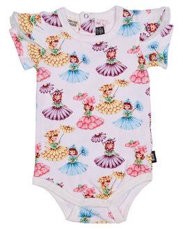 MULTI KIDS BABY ROCK YOUR BABY CLOTHING - BGPARASOLMUL