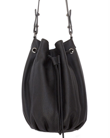 BLACK WOMENS ACCESSORIES STATUS ANXIETY BAGS + BACKPACKS - SA7021BLK