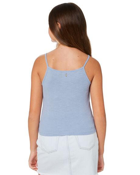 BLUE KIDS GIRLS EVES SISTER TOPS - 9520046BLU