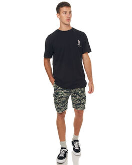 TIGER CAMO MENS CLOTHING RUSTY SHORTS - WKM0894TIC