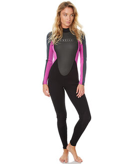 BLACK GRAPH BERRY SURF WETSUITS O'NEILL STEAMERS - 3800OAAT1