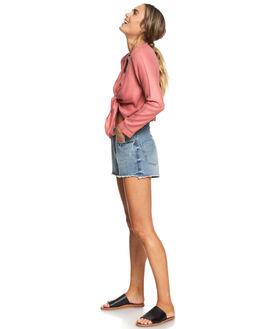 DESERT SAND WOMENS CLOTHING ROXY FASHION TOPS - ERJWT03276MKT0
