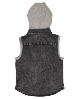GREY KIDS TODDLER BOYS ST GOLIATH TOPS - 2821029GRY