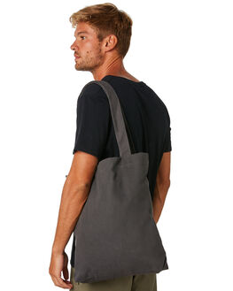 GRAPHITE MENS ACCESSORIES AS COLOUR BAGS + BACKPACKS - 1001-GRAP
