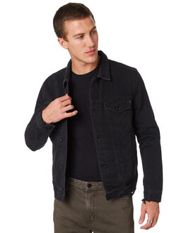 SHADOW TRASH MENS CLOTHING A.BRAND JACKETS - 812724305