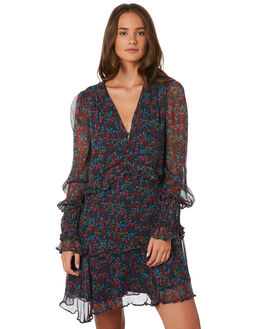 WILDFLOWER PRAIRI WOMENS CLOTHING STEVIE MAY DRESSES - SL190602DWILDFL