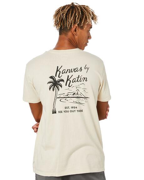 WOOL MENS CLOTHING KATIN TEES - TSVBS06WOOL