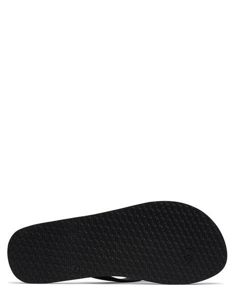 BLACK LIME MENS FOOTWEAR RIP CURL THONGS - TCTB811288