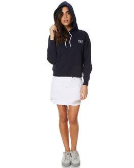WHITE WOMENS CLOTHING RVCA SKIRTS - R271834WHT