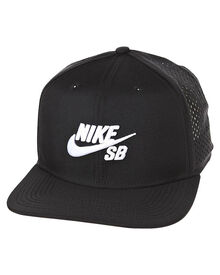 c04da499b15 Nike Sb Performance Trucker Cap - Black