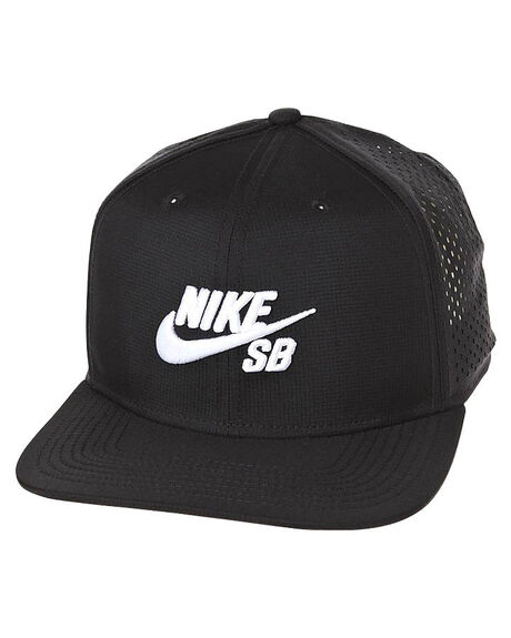 332b3ae8367 Nike Sb Performance Trucker Cap - Black