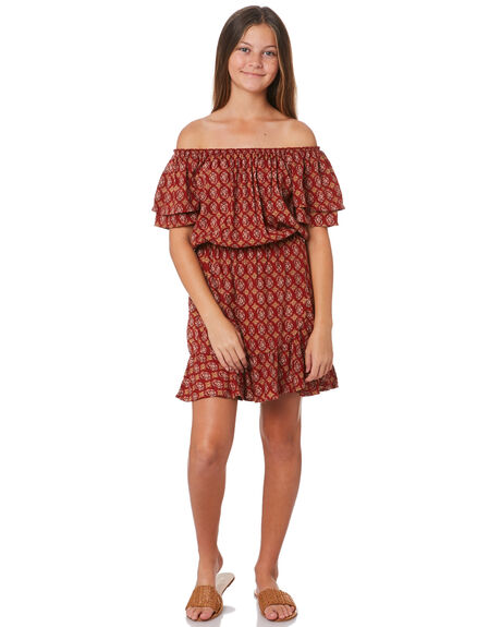 MOROCCAN ICON KIDS GIRLS SWELL DRESSES + PLAYSUITS - S6203441MORIC