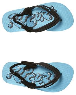 BLUE KIDS TODDLER BOYS RIP CURL FOOTWEAR - TKTE15070