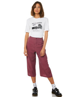 WHITE WOMENS CLOTHING AFENDS TEES - W191008WHT