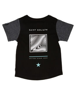 BLACK KIDS TODDLER BOYS ST GOLIATH TOPS - 2820010BLK