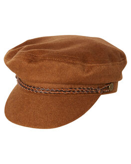 COFFEE WOMENS ACCESSORIES BRIXTON HEADWEAR - 00712COFFE