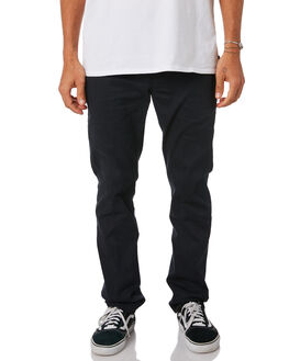 BLACK BLACK MENS CLOTHING HURLEY PANTS - AO1747010