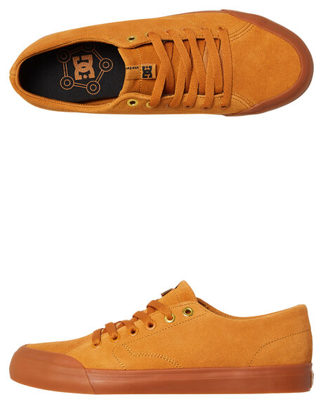 WHEAT MENS FOOTWEAR DC SHOES SNEAKERS - ADYS300487WE9