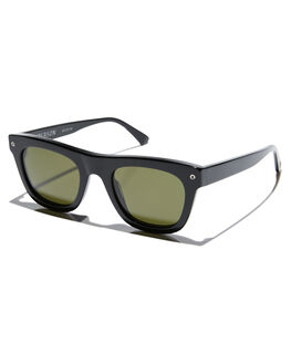 GLOSS BLACK MENS ACCESSORIES ELECTRIC SUNGLASSES - EE17501620GLBLK
