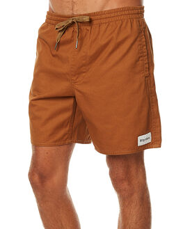 TOBACCO MENS CLOTHING RHYTHM BOARDSHORTS - APR17-JAM01TOB