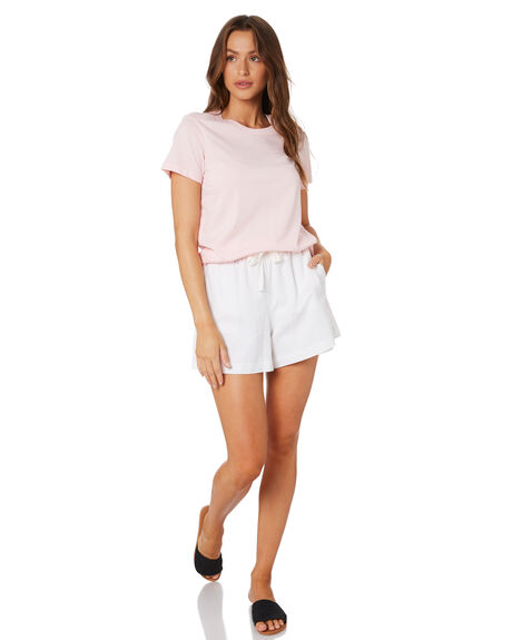 PINK WOMENS CLOTHING AS COLOUR TEES - 4001PINK