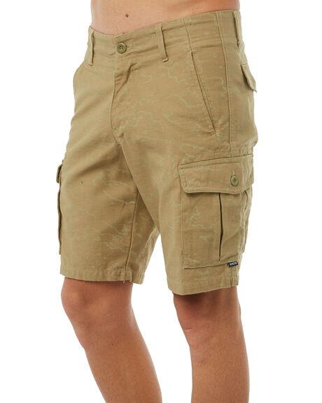 DESERT MENS CLOTHING DEPACTUS SHORTS - D5183235DESET